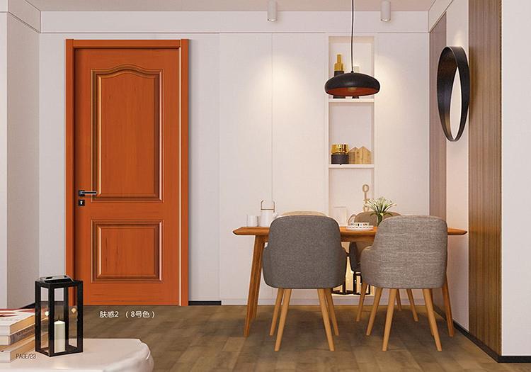 木塑室内门