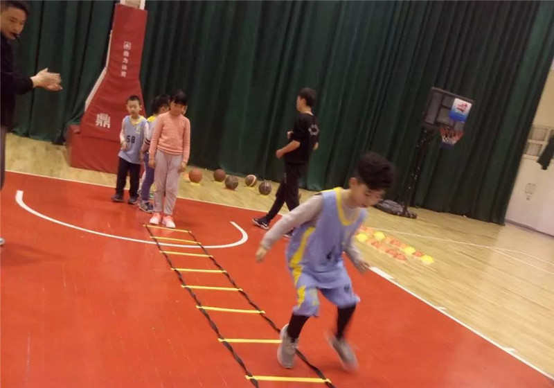 籃球步伐培訓