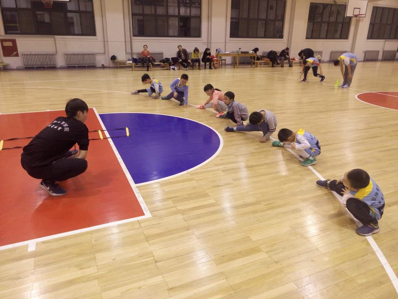 籃球基礎訓練