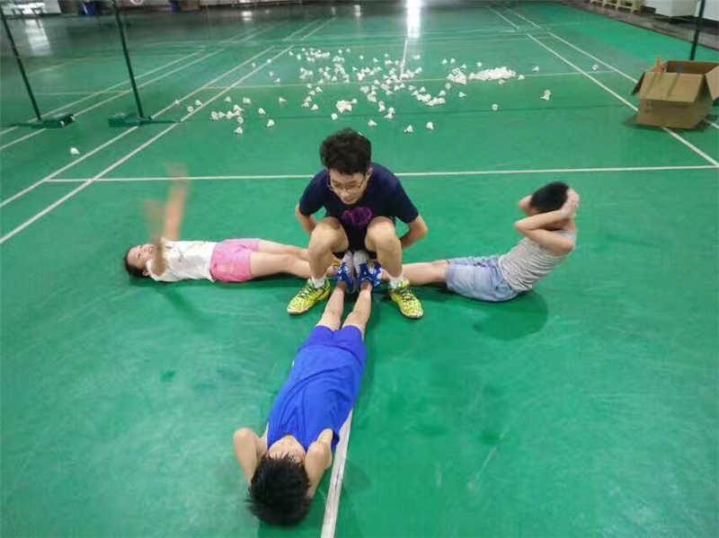 中小學羽毛球培訓