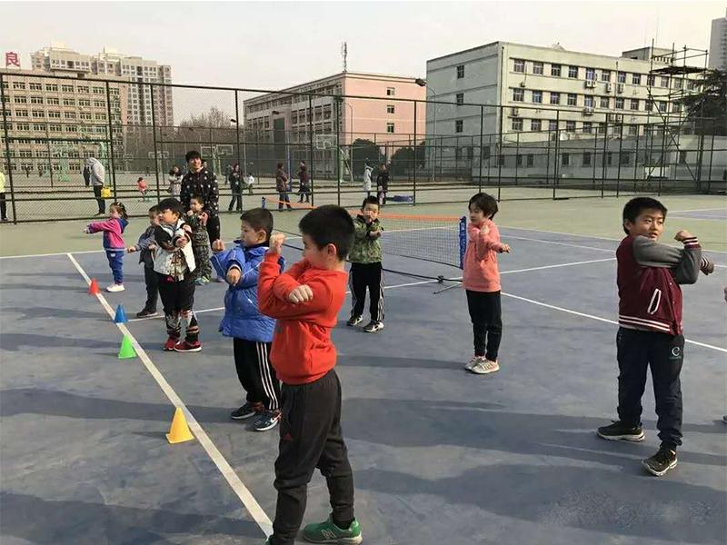 網球基礎培訓