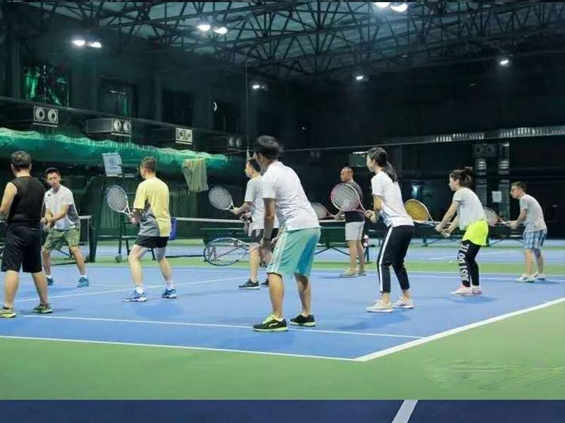 網球教練培訓