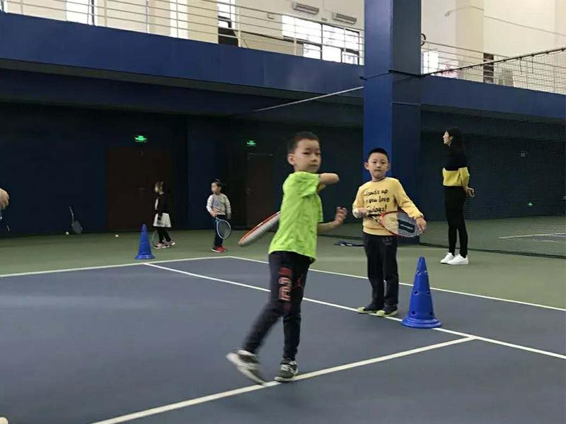 中小學網球培訓