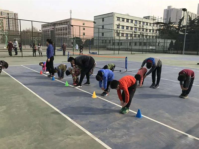 青少年網球培訓