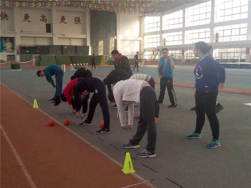 中考跳远体育培训