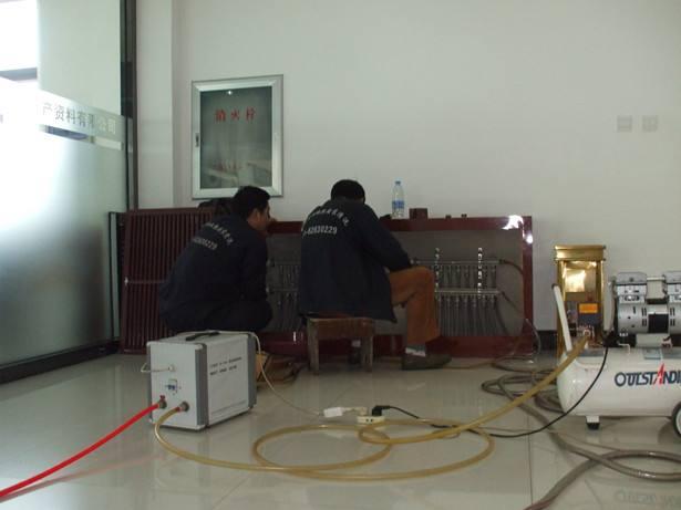 办公楼地暖清洗