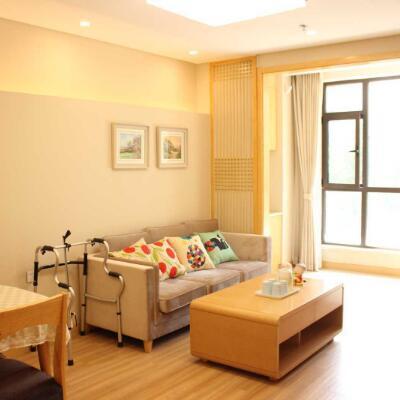石家庄老年公寓内部环境