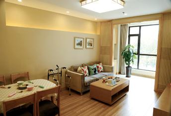 酒店式老年公寓环境