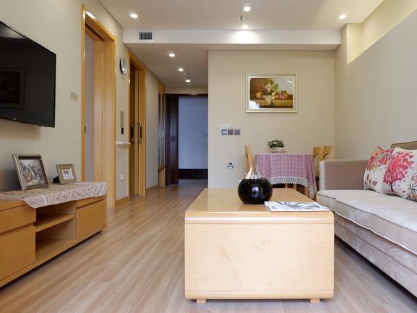 石家庄养老公寓内部环境