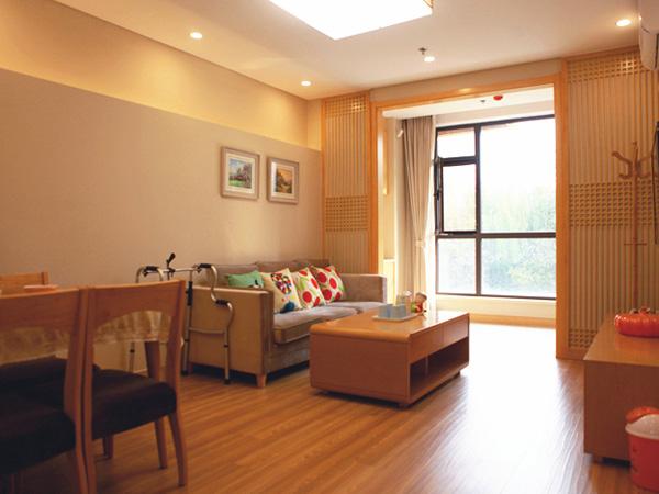 石家庄老年公寓标准两人间