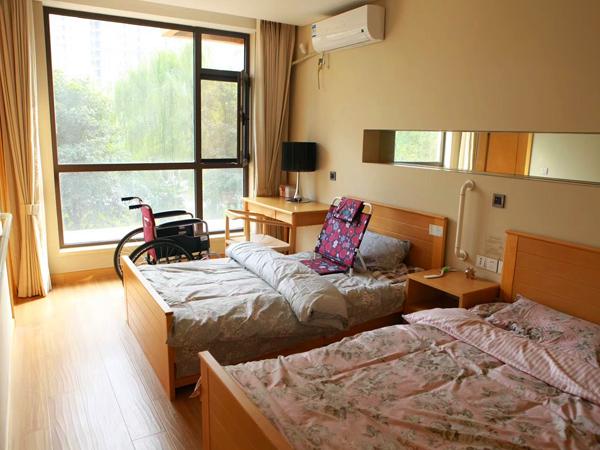 石家庄高端养老公寓标准两人间