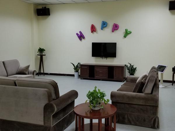 石家庄老年公寓老年人活动室