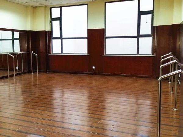 石家庄敬老院舞蹈室