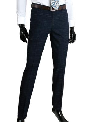 定制男士西服裤