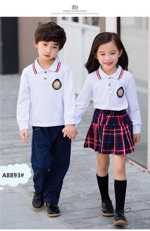 孩子的园服/校服发到手,作为家长,你的第一反应是什么?