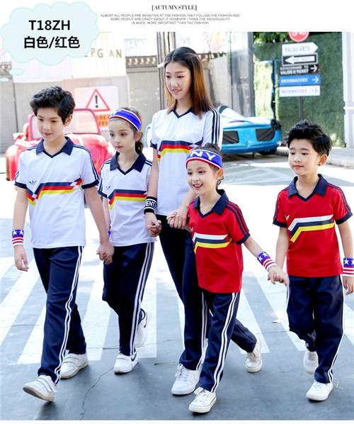 訂制校服是校園文化的傳播