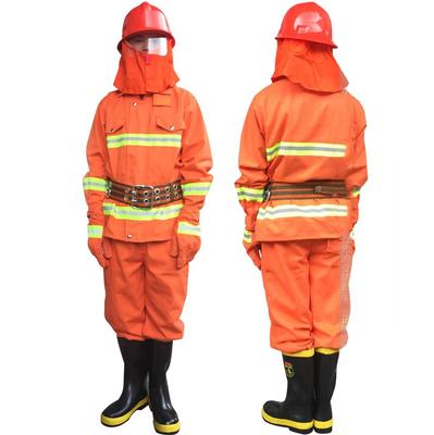 定做工作服消防工作服防护服定做