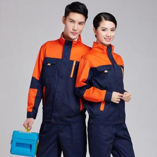 北京依佰易服装公司全棉工作服制作过程
