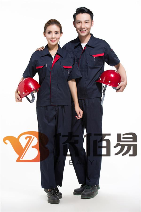 车间工作服定做汽修工作服制作周期和制作工艺要求