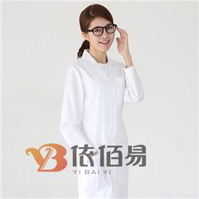 夏季穿的短袖白大褂款式,时尚大气