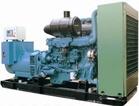 怎么确定玉柴发电机组的额定功率、额定电压