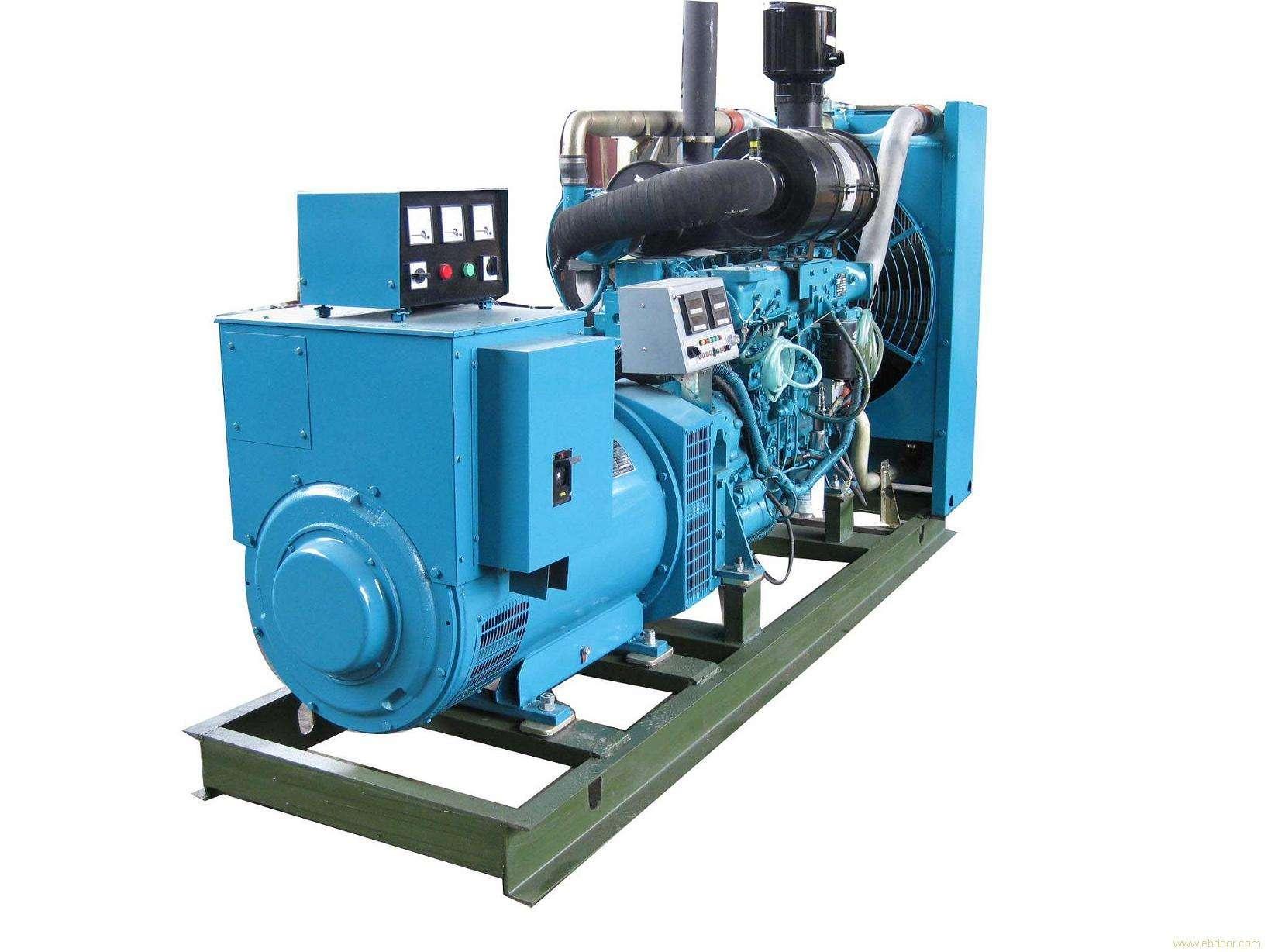 600kw玉柴发电机组集电环在保养中应该注意什么呢