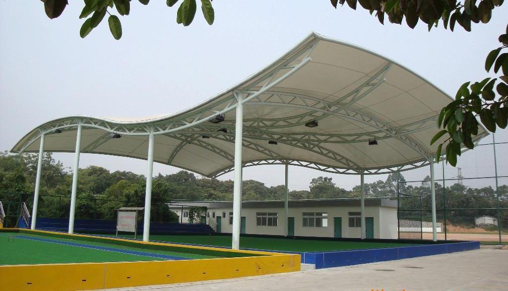 广东膜结构体育场馆