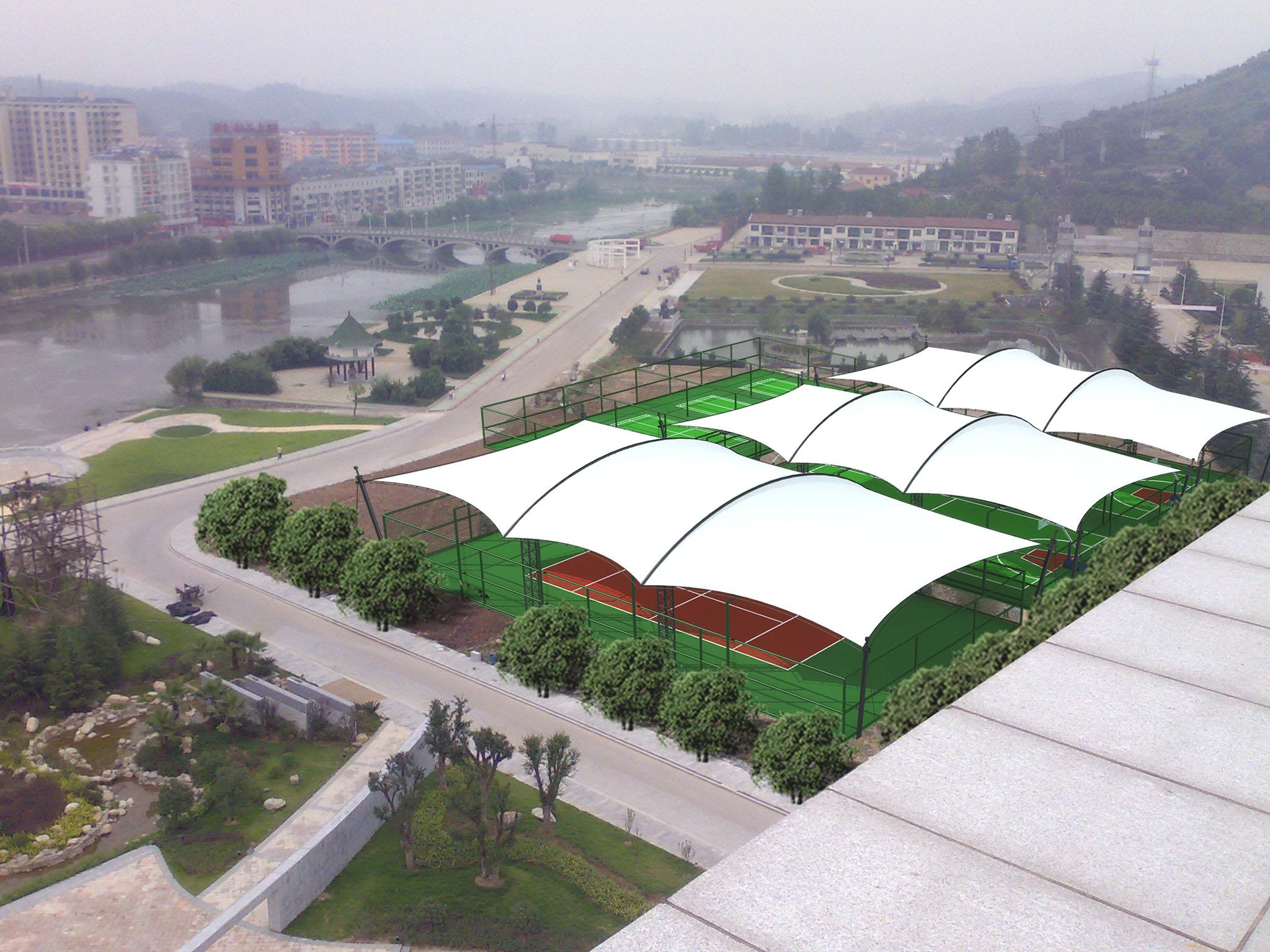 佛山膜结构体育场馆