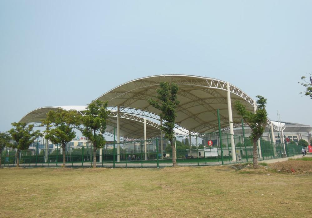 韶关膜结构体育场馆