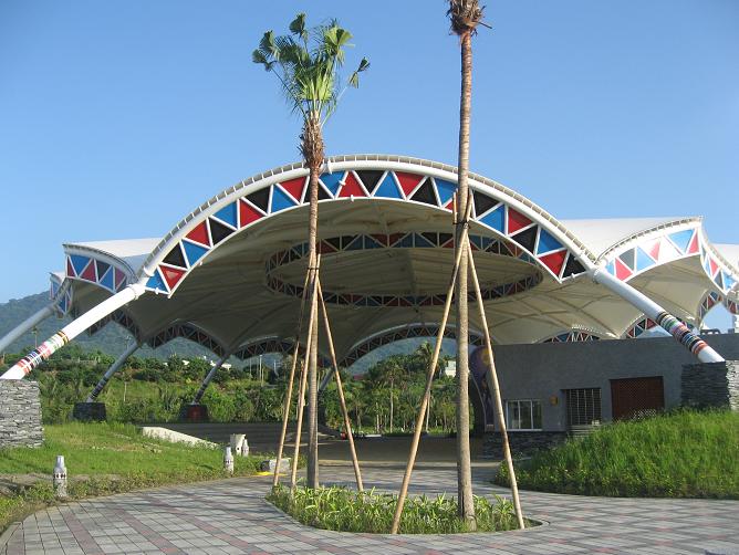 商丘膜结构表演舞台