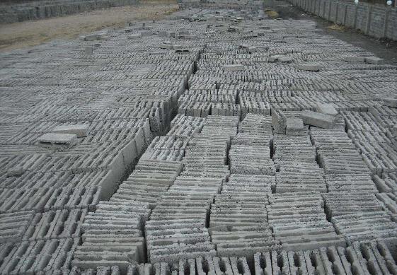 陶粒空心砖1