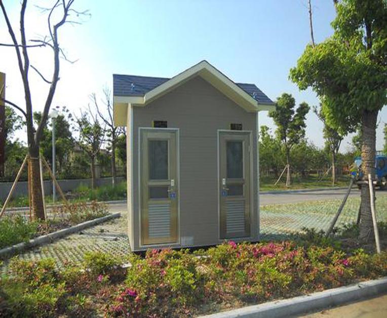 咸阳景区可移动厕所
