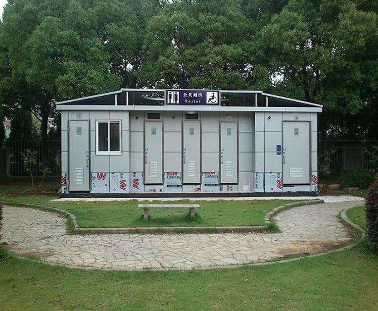 咸阳景区可移动公厕