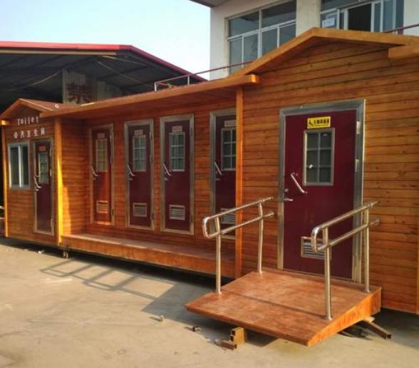 咸阳景区移动式公厕