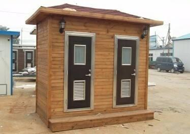 渭南景区移动式公厕