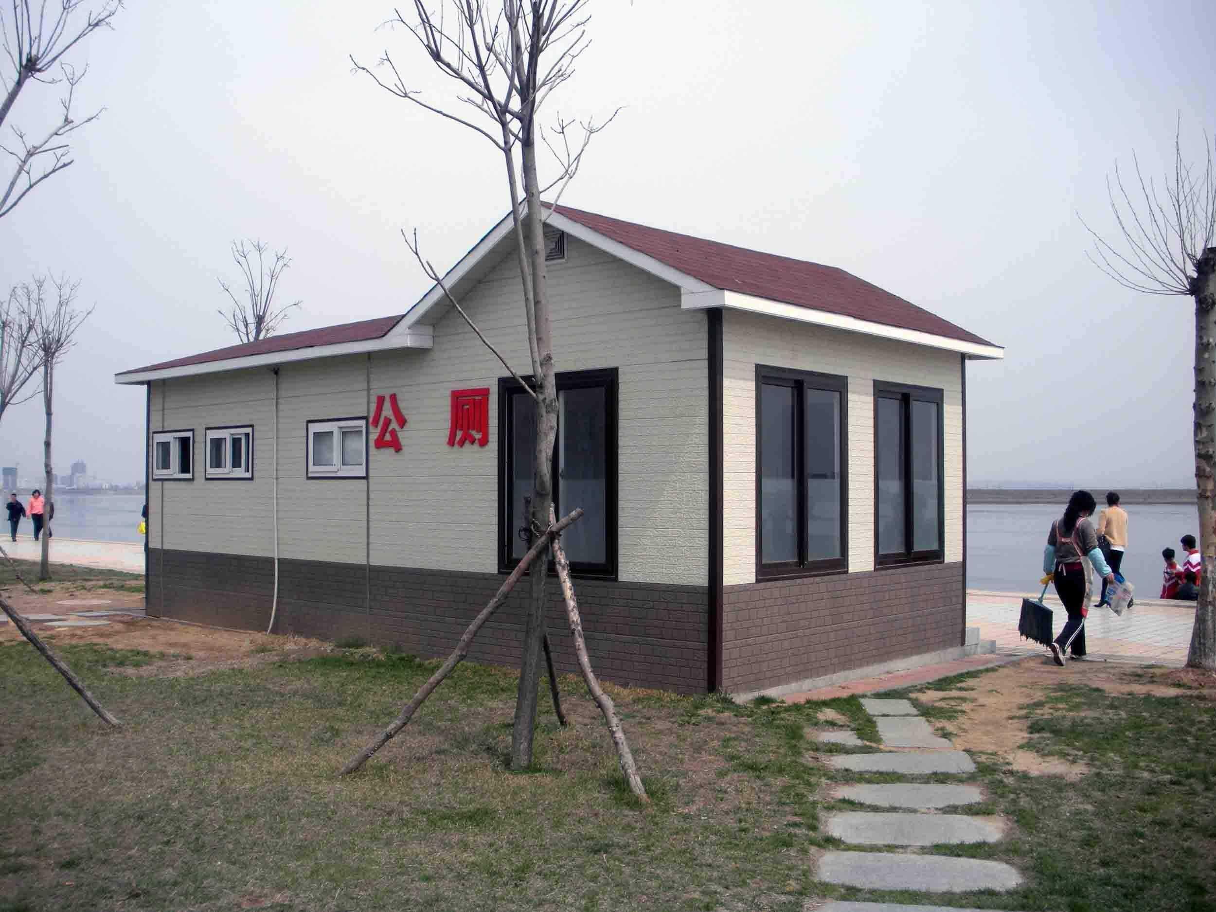 渭南景区可移动厕所