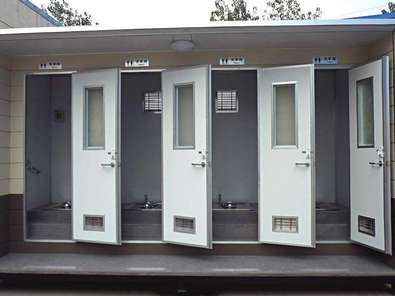 陕西公园移动式厕所