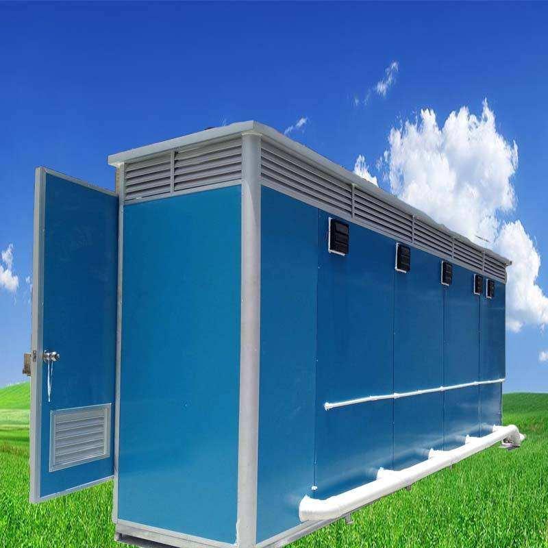 咸阳环卫可移动公厕