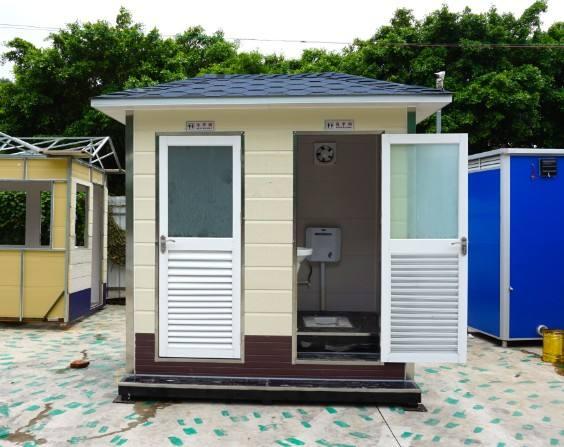 陕西新型移动公厕