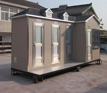 陕西新型移动式公厕