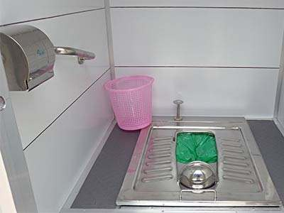 西安新型移动式公厕