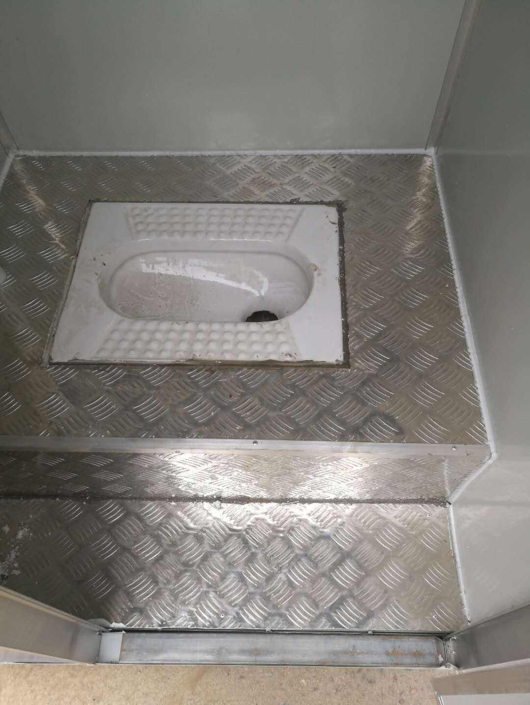 新型移动卫生间