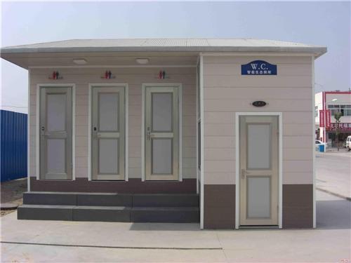 咸阳新型可移动公厕