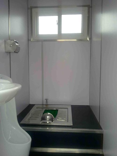 智能移动厕所