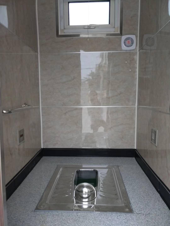 泡沫封堵型移动公厕