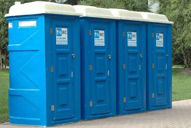 西安移动公厕
