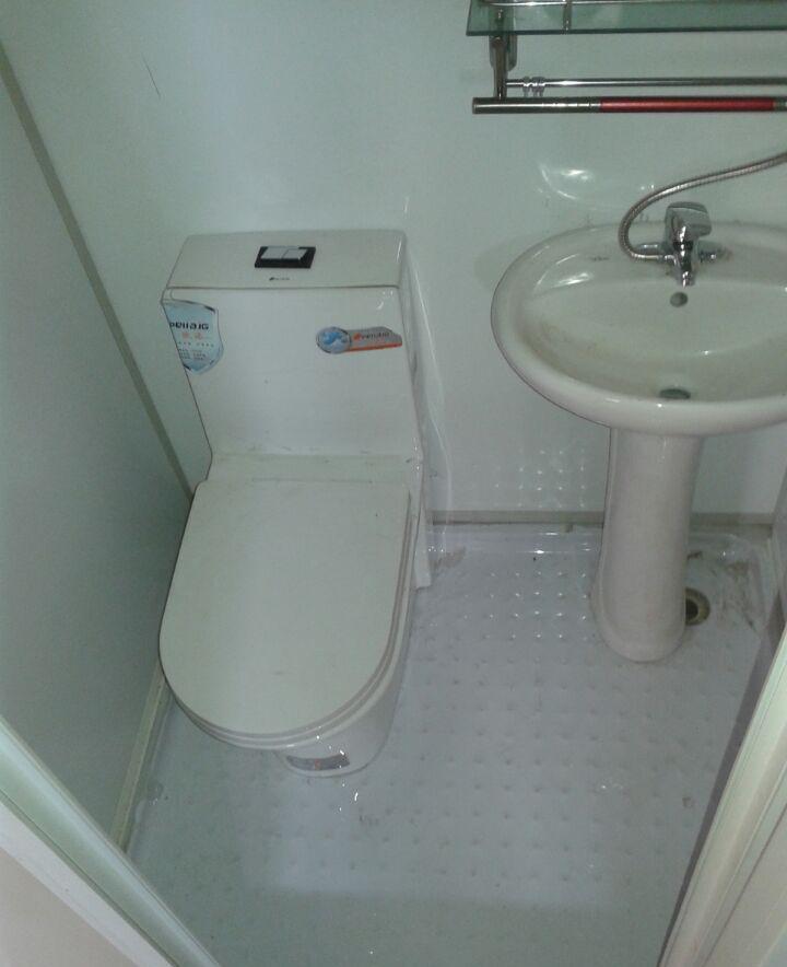 西安免水打包移动厕所