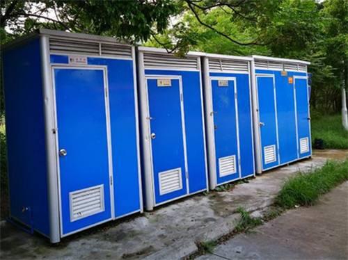 陕西景区移动厕所