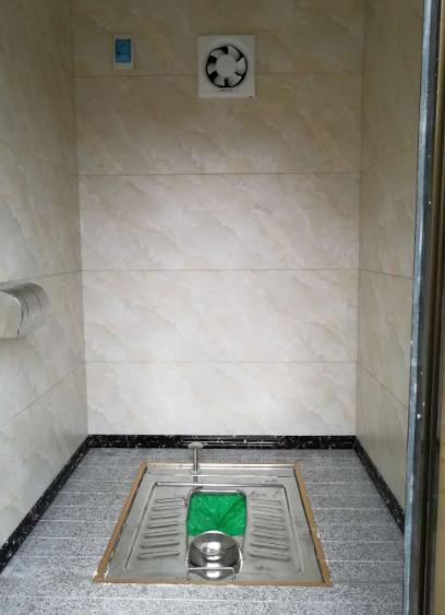 西安公园移动厕所安装