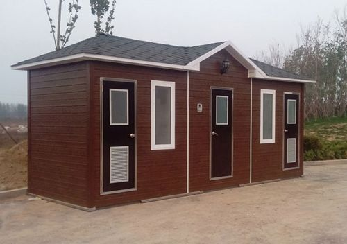 西安景区移动厕所安装